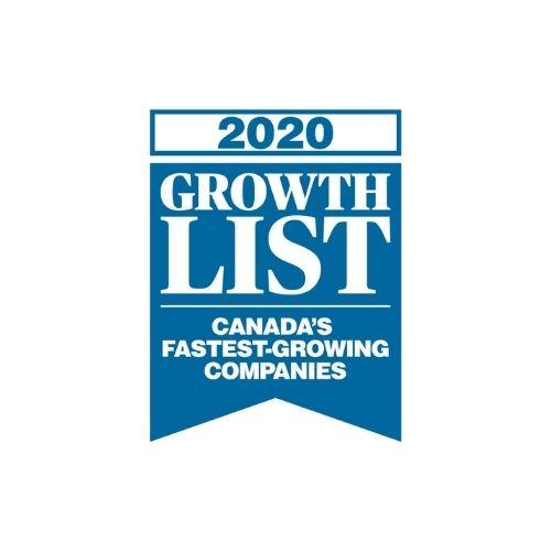 growth list 500 logo