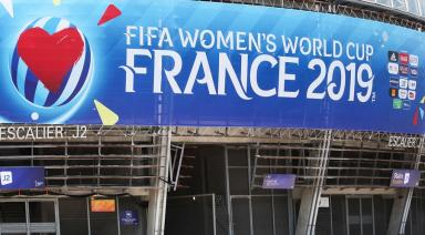 Grenoble, France stadium FIFA Women's World Cup 2019