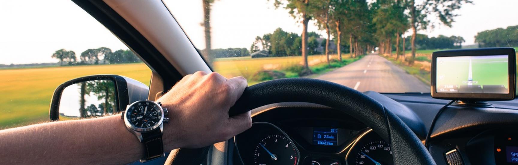 driving high