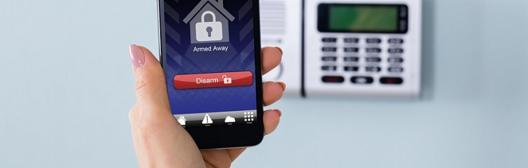 Discount Home Insurance a Value-Add to a Home Security System