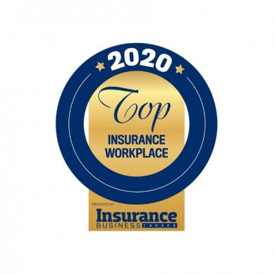 Top Insurance Workplace 2020